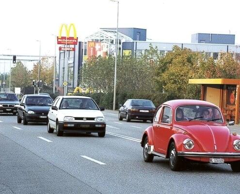 Verkehrsplanung unteres Ergolztal BL