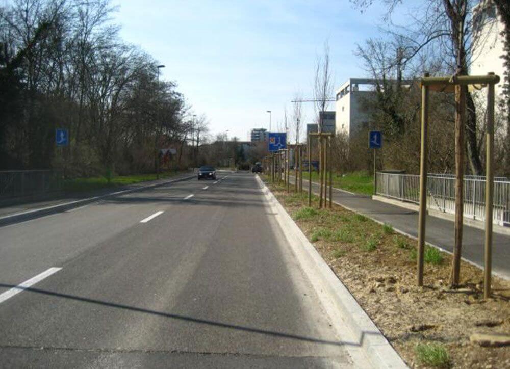 Prattelerstrasse Muttenz BL