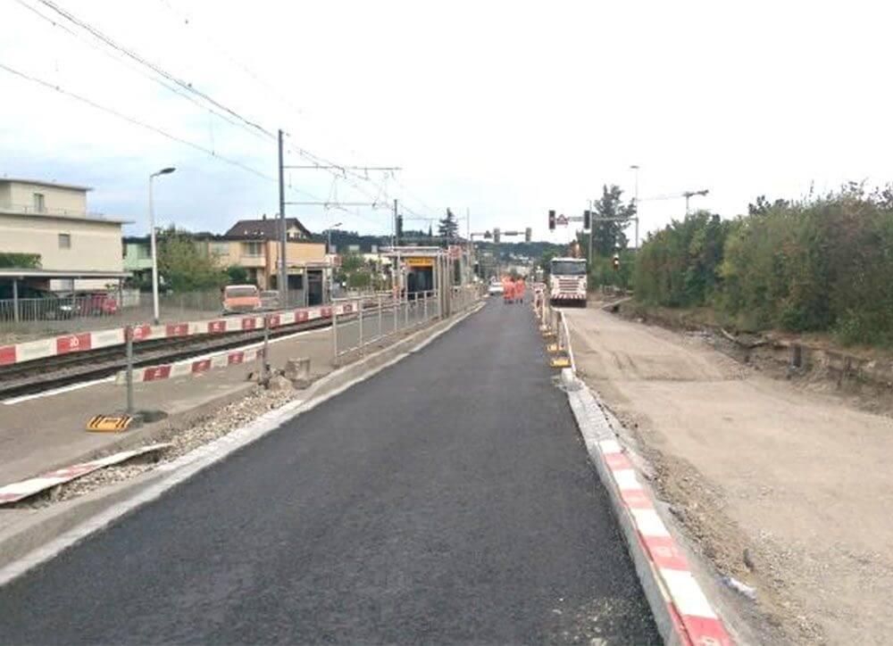 Hauptstrasse Reinach BL