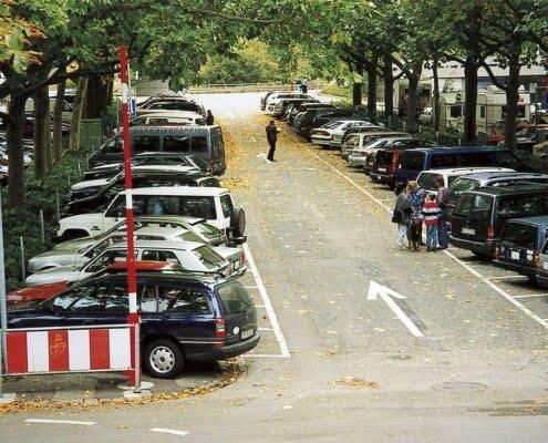 Parkierungsanlage St. Jakob Basel BS