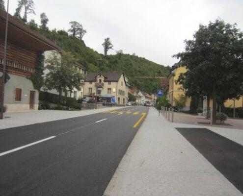 Ortsdurchfahrt Grellingen BL