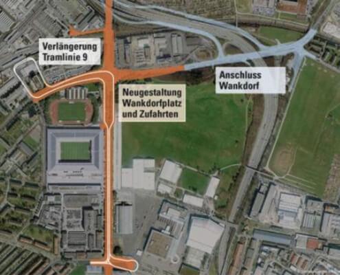 Verkehrssystem-Management Wankdorf BE