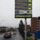 Parkleitsystem Zug ZG