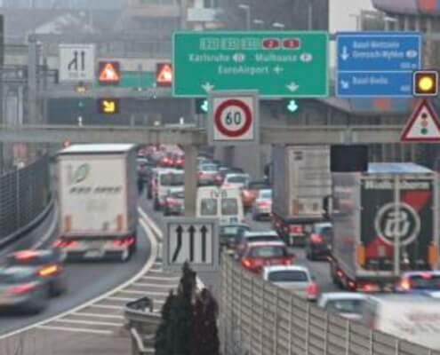 Verkehrsleitsystem Osttangente BS / VLS