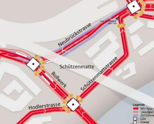 Betriebskonzept Neubrückstrasse BE