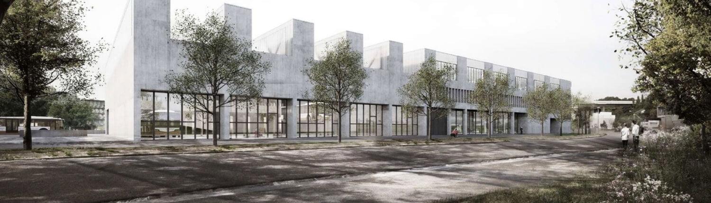 Projektwettbewerb Neubau Buszentrum RBS und Unterstation BKW, Ittigen